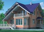 Декорирование деревянного дома