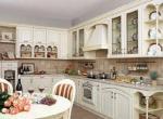 Итальянский стиль при оформлении кухни