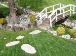Ландшафтный дизайн. Маленький загородный рай.