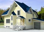 Возведение коттеджей и дачных домов