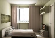 Декор и маленькая спальная
