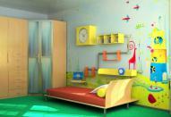Декорироавние детской комнаты