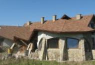 Благоустройство территории около частного дома по венгерскому проекту