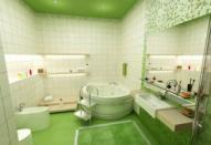Использование классического стиля в декорировании ванны