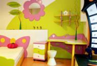 Как правильно сделать дизайн детской комнаты