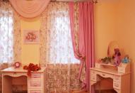 Какие шторы выбрать для детской комнаты