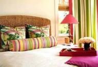 Немного о декорировании спальни