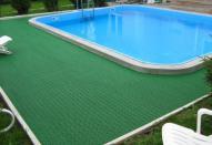Противоскользящие покрытия для бассейнов