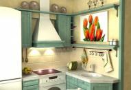 Создание уюта на кухне с помощью декора