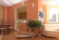 Точечные светильники в дизайне квартиры