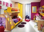 Цветовая гамма при декоре детской