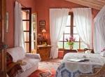 Декор романтической спальни