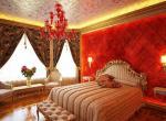 Декорирование стен тканью преобразит помещение