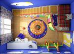 Детская комната как часть дизайн - проекта