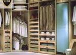 Особенности классического стиля гардеробной комнаты