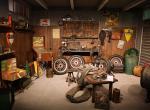 Как оформить интерьер гаража