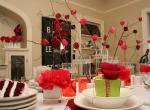 Как украсить свое жилище на День Святого Валентина