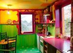 Колористика в декорировании кухни