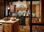 Кухня в стиле деревни - это кантри