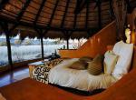 Оформление помещения в африканском стиле