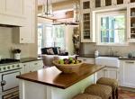 Оформляем интерьер своей кухни