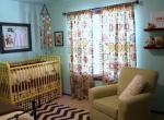 Текстильное декорирование детской