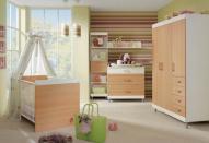 Безопасный интерьер детской комнаты