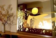 Cтекло и зеркала в дизайне интерьера