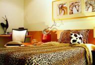 Декор помещений в африканском стиле