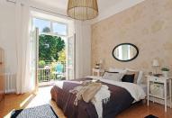 Декор спальни в скандинавском стиле