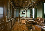 Декорирование интерьера кабинета