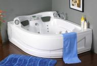 Декорирование ванной комнаты в стиле SPA салона