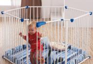 Детский манеж – выбор ответственного родителя.