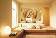 Фотообои для декорирования спальни
