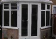 Тонированные пластиковые окна из ПВХ