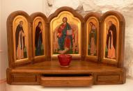 Изысканные иконы станут украшением и оберегом вашего дома