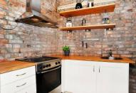 Как декорировать дом из кирпича