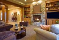 Как сделать гостиную уютной
