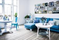 Модные цвета в интерьере Вашего дома