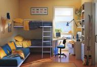 Основные правила оформления детской комнаты