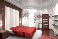Особенности японской спальни