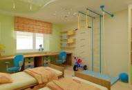 Отдельная комната для дошкольника. Оформляем правильно и с комфортом