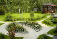 Прекрасный сад по собственному велению