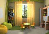 Психологические аспекты оформления детских комнат