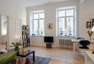 Шведский интерьер простота и функциональность