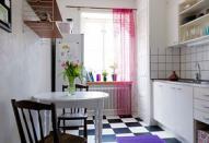 Светодиодное освещение в кухне