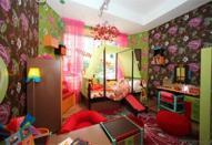 Варианты декора детской комнаты
