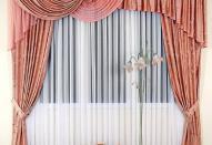 Варианты декорирования окна