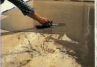 Выравнивание полов под керамическую плитку